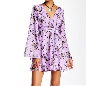 Free People | Lilou Flora Print Sheath Dress